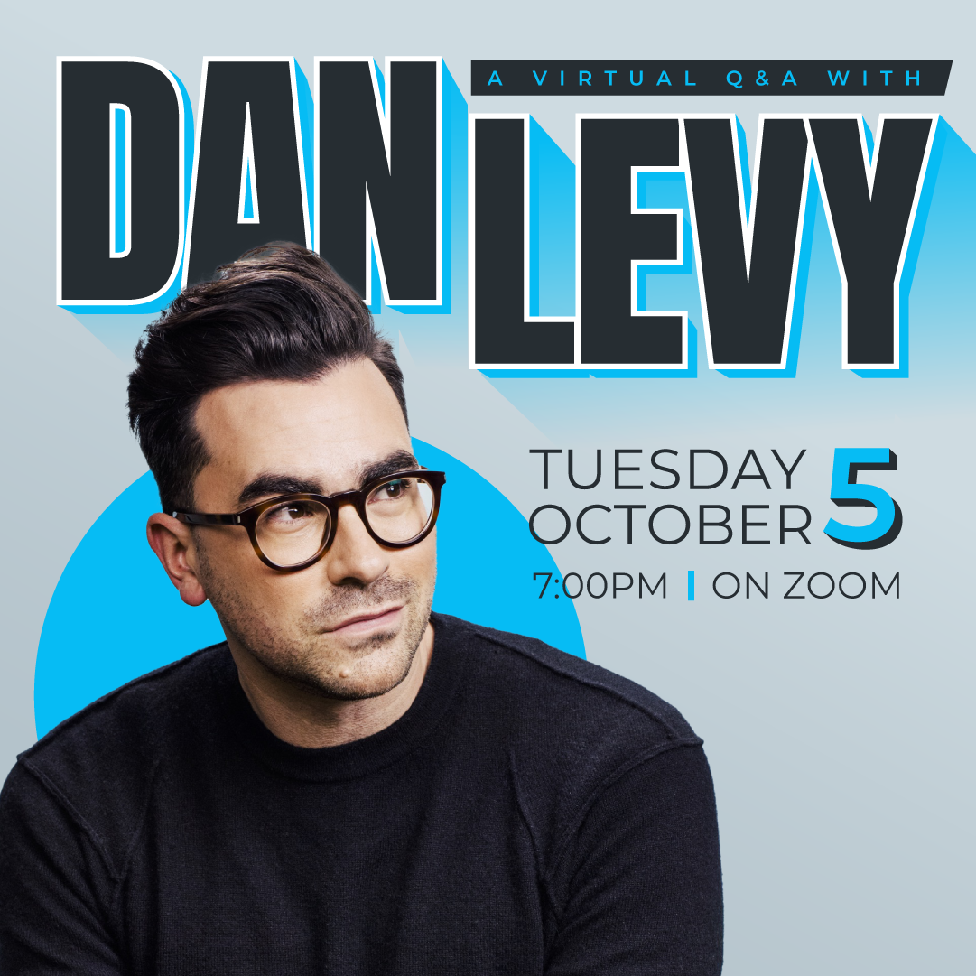 A Virtual Q and A with Dan Levy