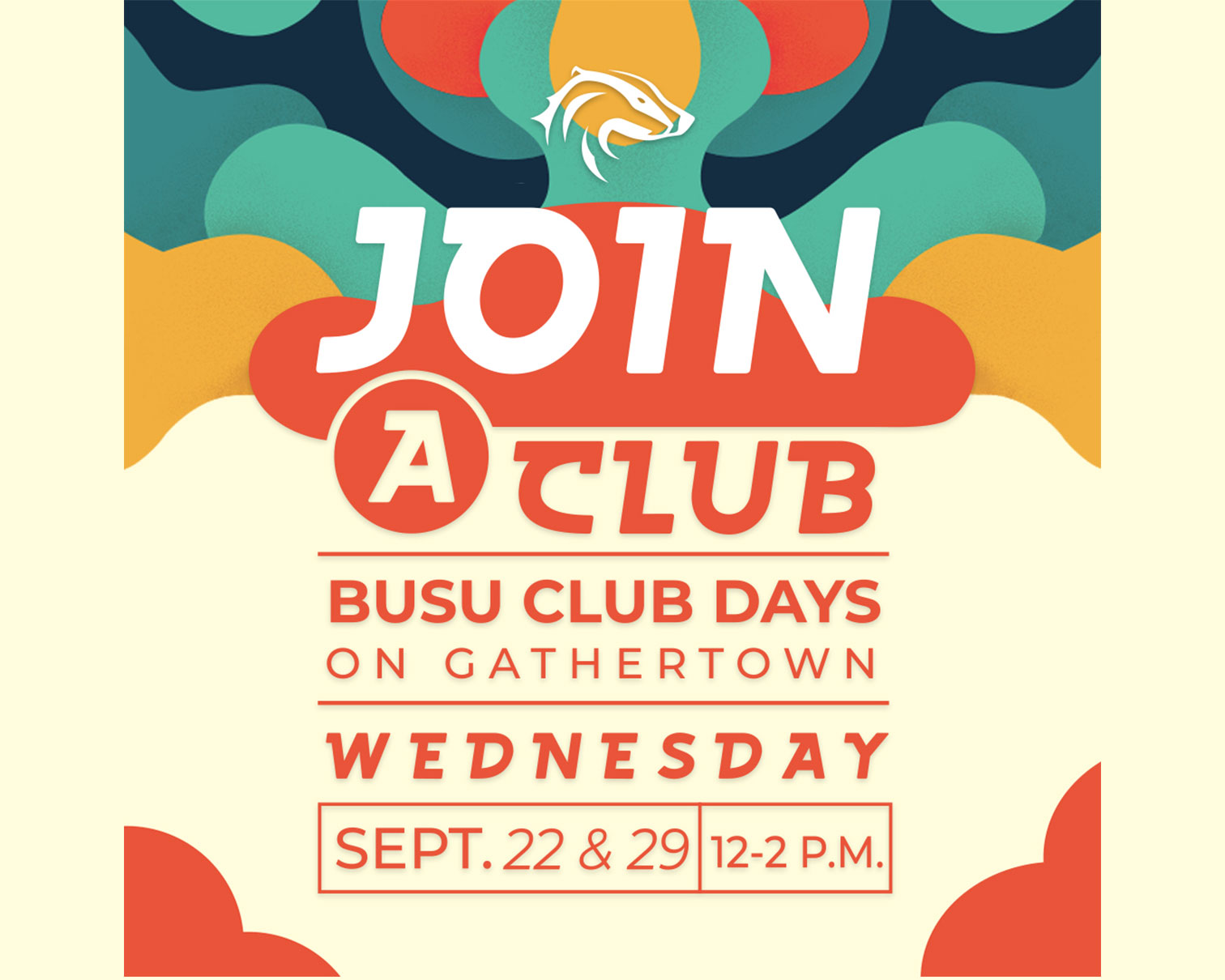 Join a club event