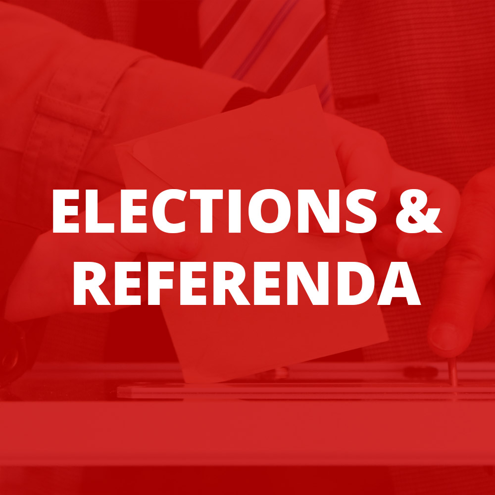 Elections and Referenda
